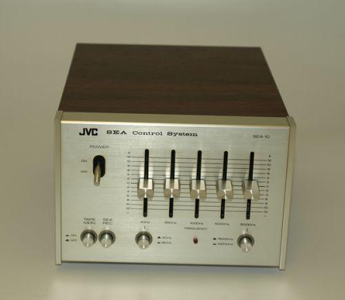 JVC SEA-10