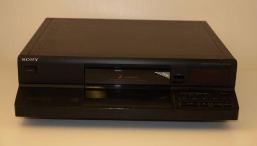 Sony CDP-CE105