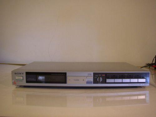 Sony ST-JX2l