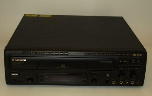 Pioneer CLD-160k